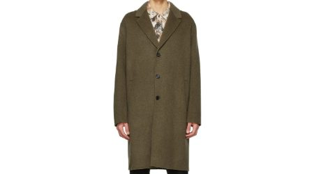 The top sites to shop for stylish men's coats online 2021
