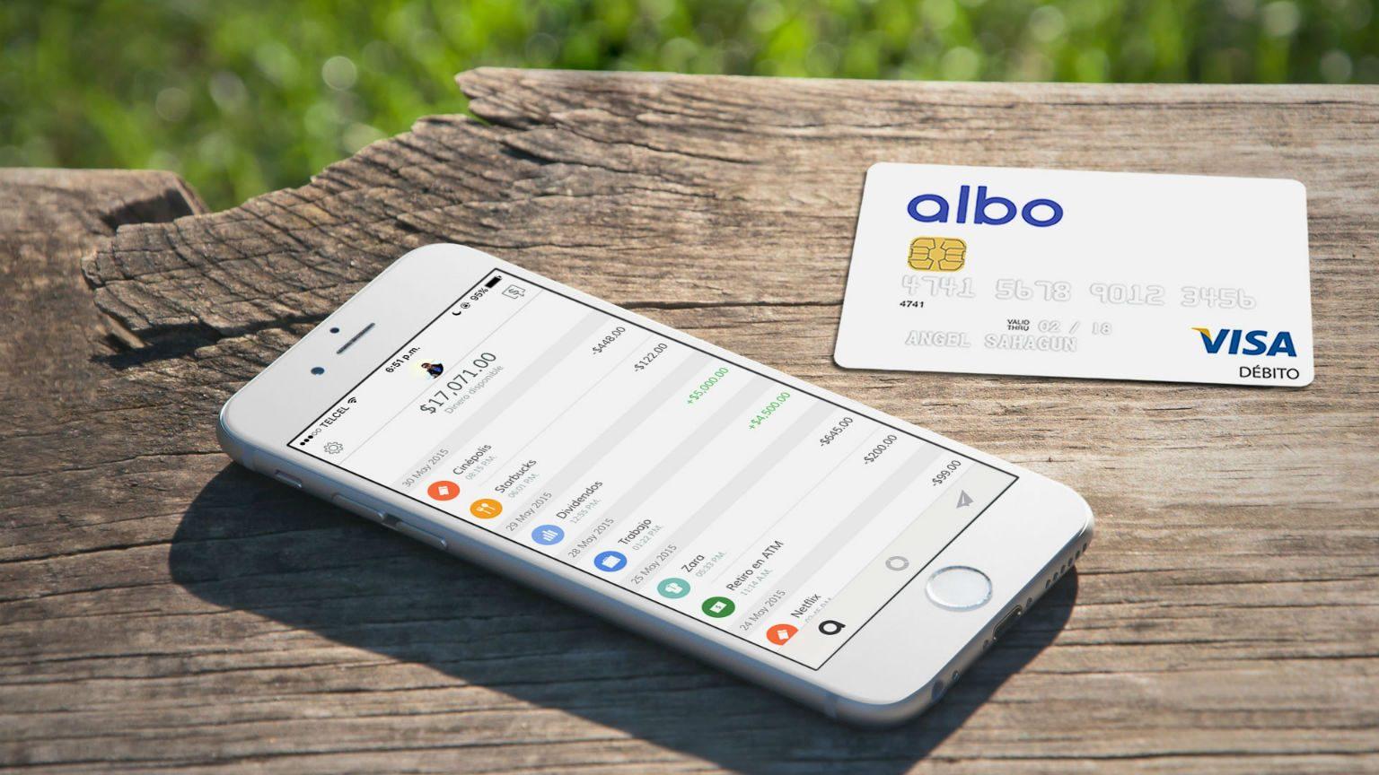 Albo App Card
