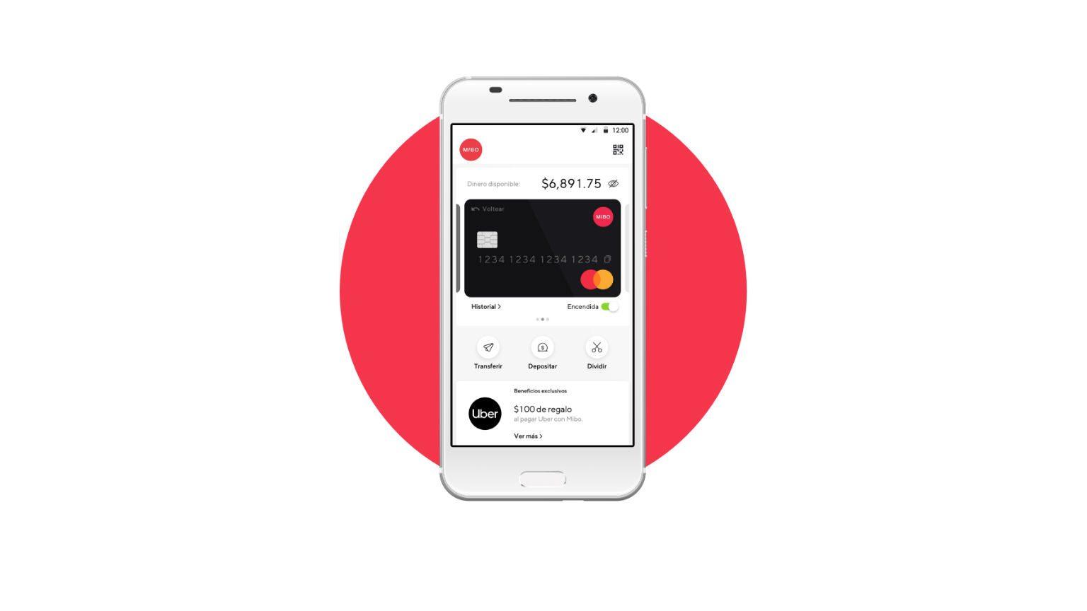 Mibo Card App