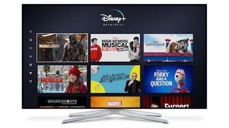 Cómo configurar Disney+ en Android TV