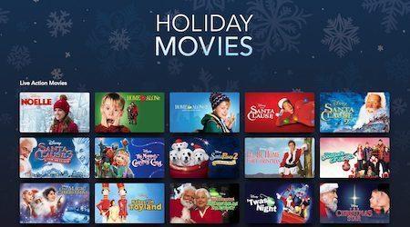 Lista completa de películas navideñas en Disney+