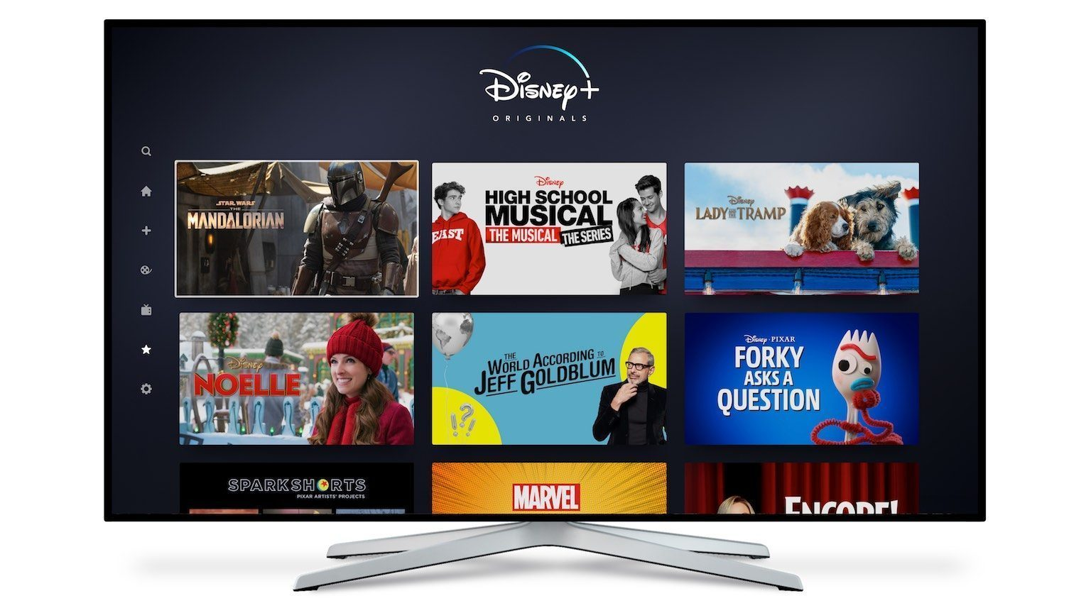 Disney+ on Android TV