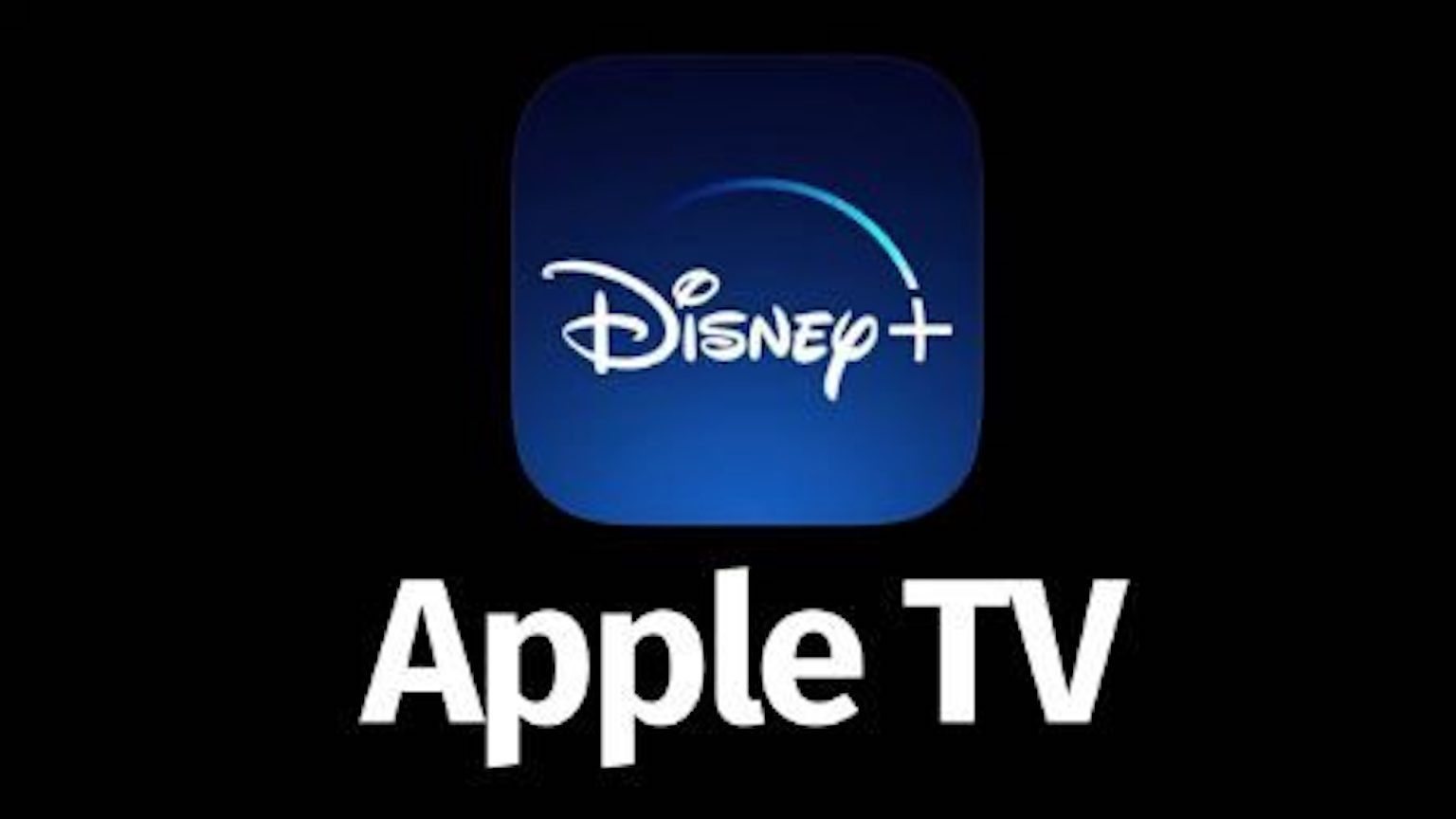 Apple TV and want to watch Disney+