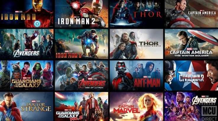 Lista completa del contenido de Marvel en Disney+ México