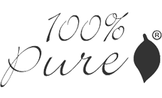 100 Percent Pure logo