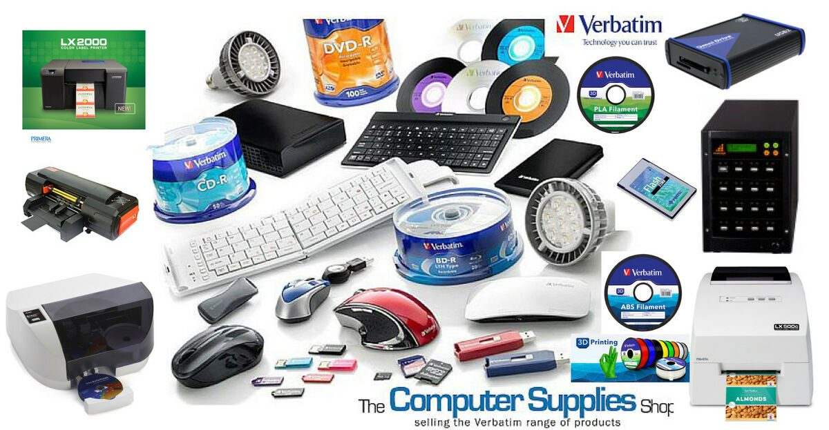 The Computer Supplies Shop