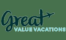 Great Value Vacations logo