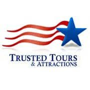 Trusted Tours and Attractions logo