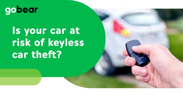 Protect yourself from keyless car theft with car insurance ...