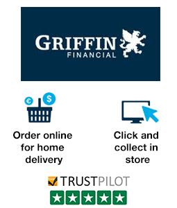 Griffin Financial Travel Money (Cash via Post)