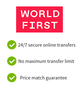WorldFirst International Money Transfers