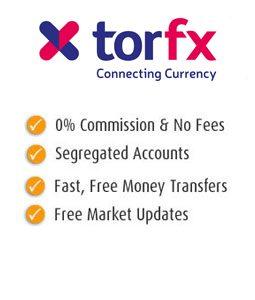 TorFX International Money Transfers