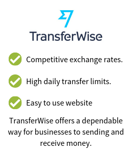 TransferWise International Money Transfers Business