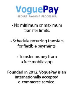 VoguePay Money Transfer
