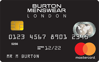 Burton Mastercard review
