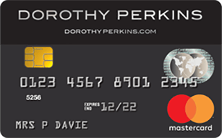 Dorothy Perkins credit card review