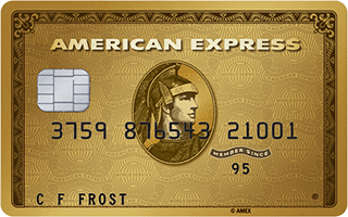 American Express Preferred Rewards Gold Credit Card logo