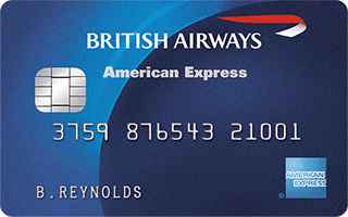 British Airways American Express Card logo