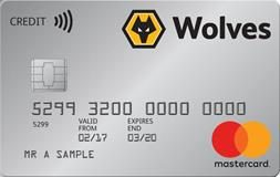 Wolves Mastercard review