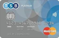 TSB Platinum Purchase Card review 2020