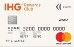 IHG Rewards Club Credit Card review 2020