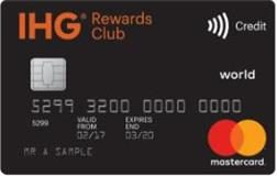 IHG Rewards Club Premium Credit Card review