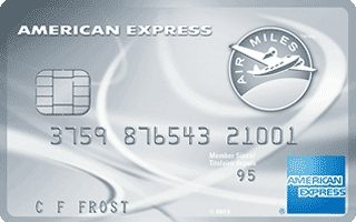 American Express AIR MILES Platinum Credit Card Review