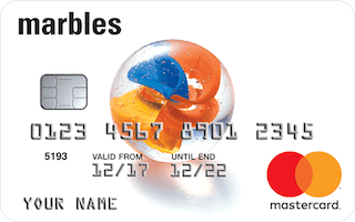 Marbles Mastercard review 2020