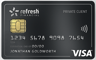 Refresh Secured Card Review