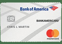 BankAmericard® Credit Card for Students