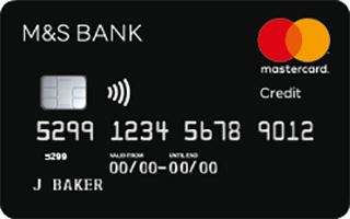 M&S Bank Transfer Plus Mastercard