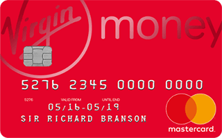 Virgin Money 12 Month All Round Credit Card Mastercard review 2020