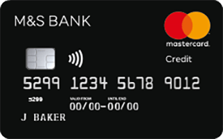 M&S Bank Shopping Plus Mastercard logo