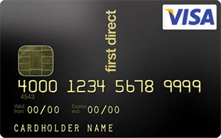 first direct Gold Credit Card review April 2020