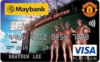 Maybank Manchester United Platinum Visa Card Review
