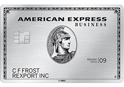 The Business Platinum Card® from American Express logo