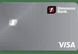 Simmons Visa® logo