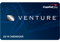 Capital One® Venture® Rewards Credit Card logo