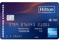 Hilton Honors™ Aspire Card