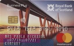 RBS Business Plus Credit Card review 2021