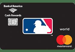MLB® Credit Card logo