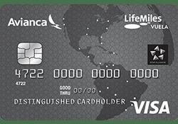 Avianca Vuela Visa® Card