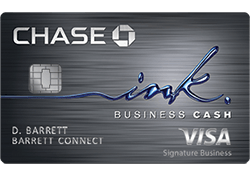 Ink Business Cash℠ Credit Card logo
