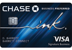Ink Business Preferred® Credit Card logo