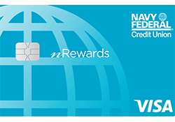 nRewards® Secured Credit Card logo