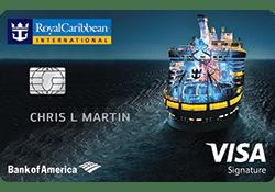 Royal Caribbean® Visa Signature® Credit Card logo