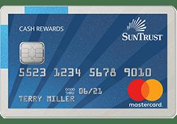 SunTrust Secured Credit Card with Cash Rewards logo