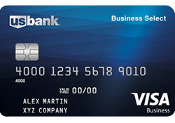 U.S. Bank Business Select Rewards logo