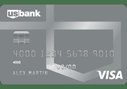 U.S. Bank Secured Visa® Card logo