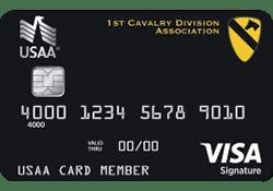 USAA Military Affiliate Card logo